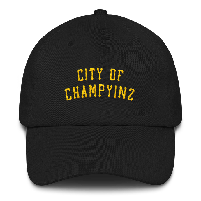 City Of Champyinz Hat