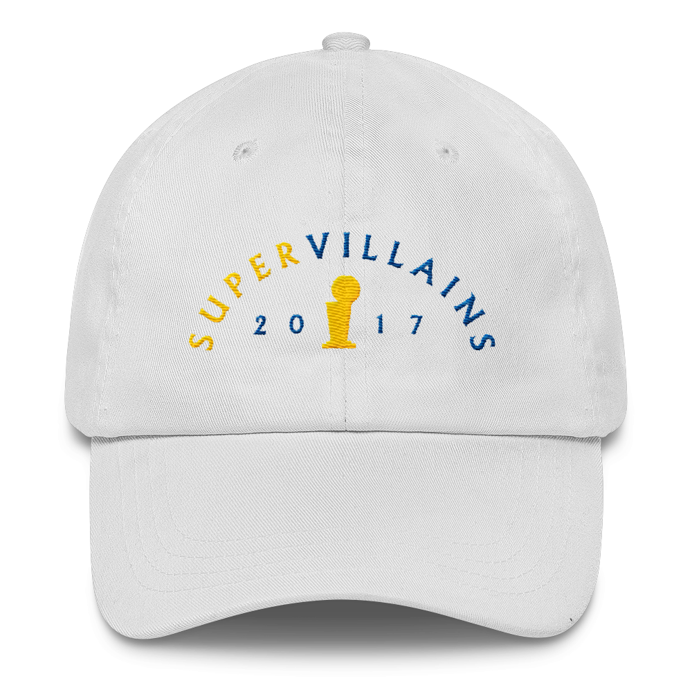 Super Villains Cap