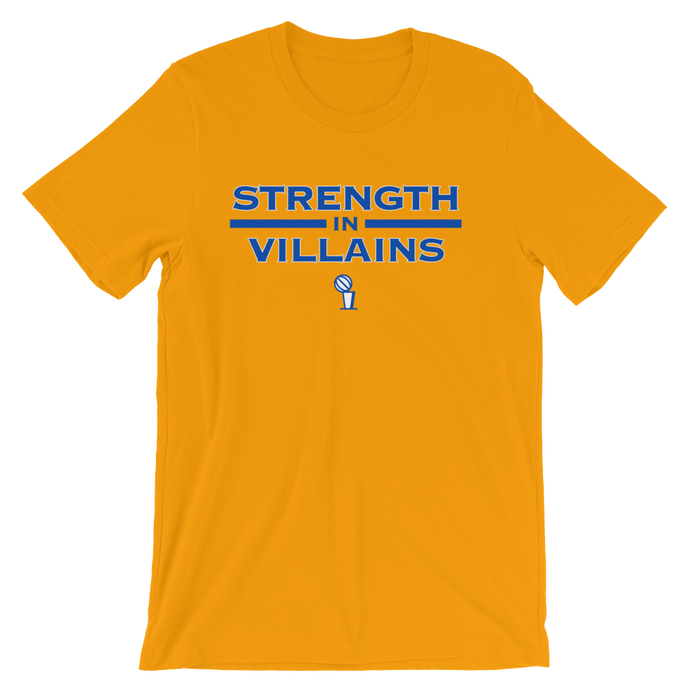 Strength in Villains