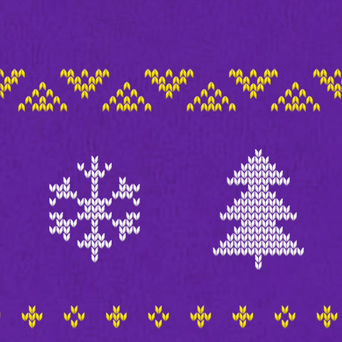 Lakers Christmas Sweater