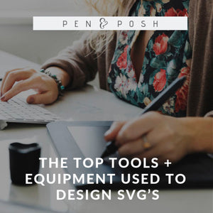 The Top Tools Used by SVG Designers