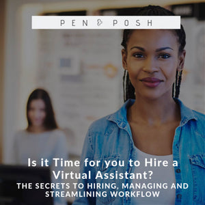 How to Tell if it's Time to Hire a Virtual Assistant?