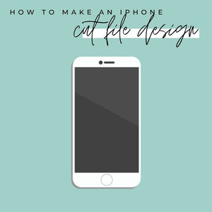 SVG Tutorial - How to Make an iPhone