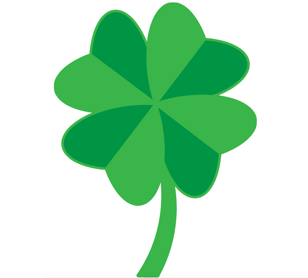 How to Make a 3D Clover/Shamrock Cut File for Cricut + Silhouette in AI