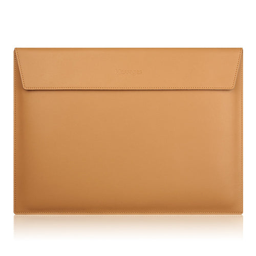 Luxury Leather Laptop Case for Macbook Air 13 Pro