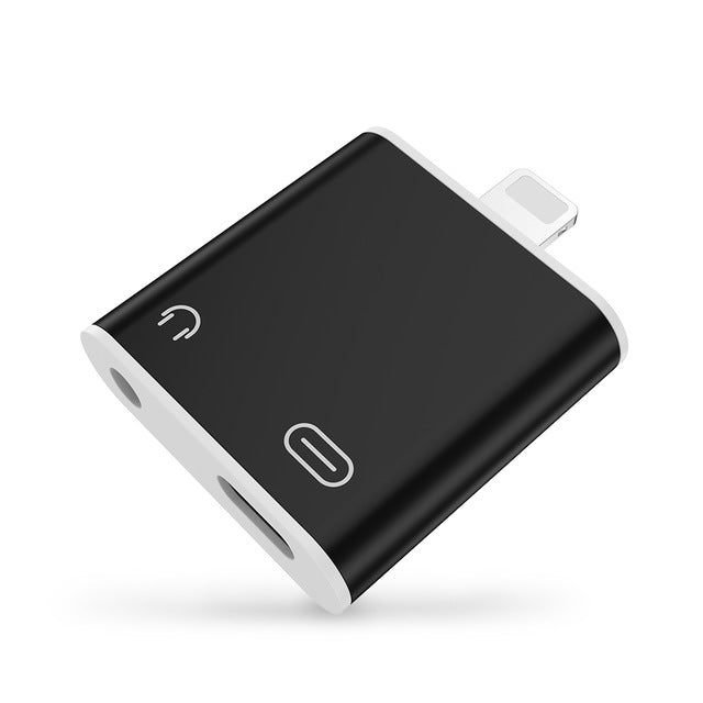 Volted 2 in 1 Audio Charging Adapter
