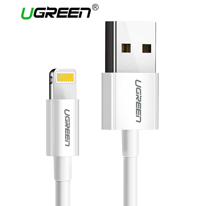 iPhone Lightning to USB Cable for iPhone X, 8, 7,6, 5