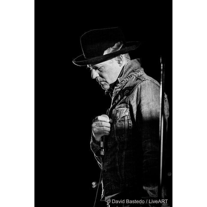 Gord Downie - Wicapi Omani - The Man Who Walks Among The Stars - Limited Edition Fine Art Print
