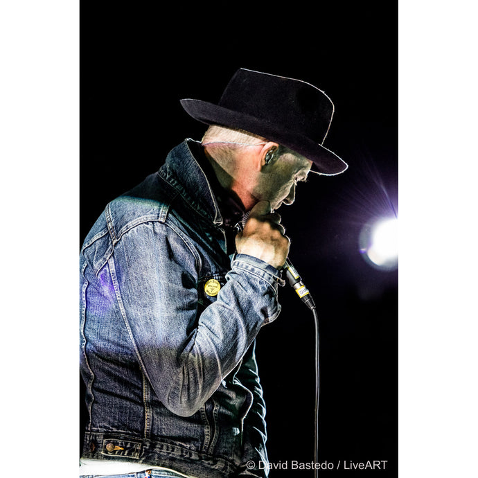 Gord Downie - Where My Dreams Retreat - Limited Edition Fine Art Print