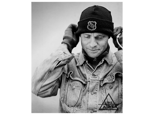 The Tragically Hip - Gord Downie - Phantom Power Outtake #1 - Richard Beland Limited Edition Fine Art Prints - 13 x 19