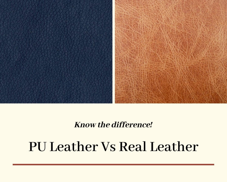 What is PU Leather? (PU Leather Vs Real Leather)