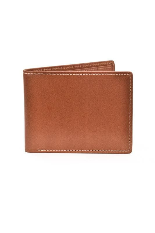 Arrant - Leather Wallet - Tan - Divino Leather Goods