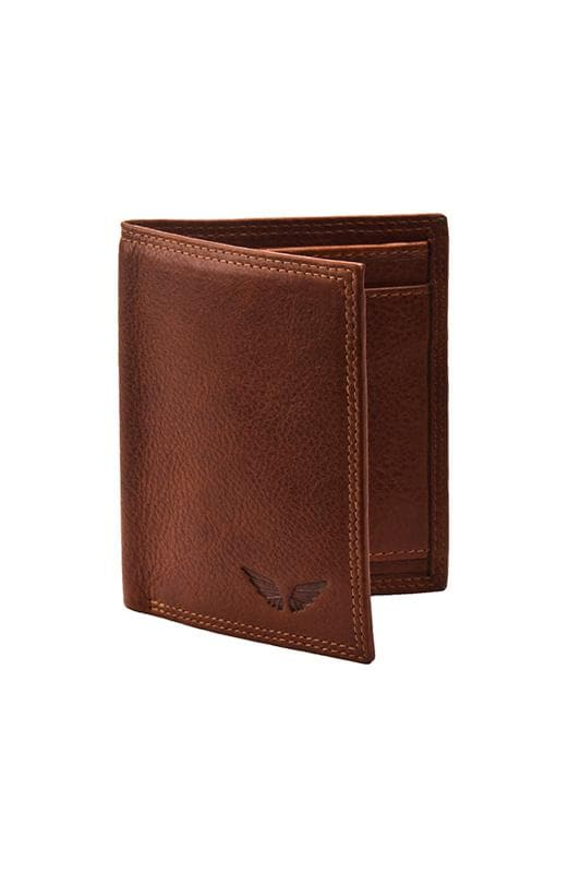 Dash - Slim Wallet - Saddle Tan - Divino Leather Goods