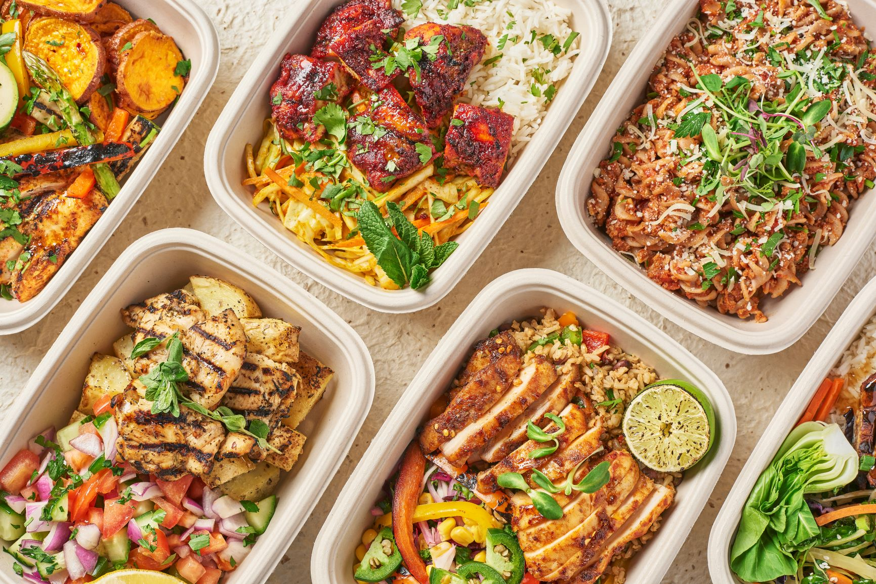 7 Reasons Why You Need To Try A Meal Prep Service