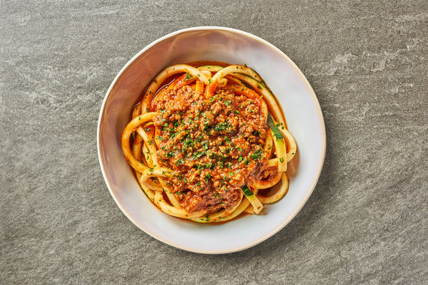 Pasta Bolognese Low Carb