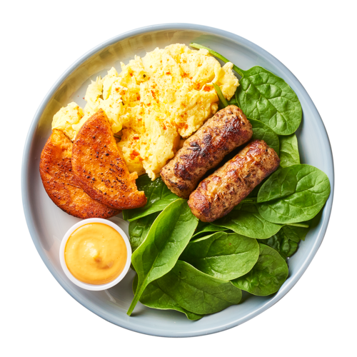 Sausage & Eggs | Breakfast | Low-Carb | Wednesday