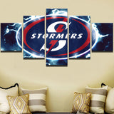 5 Panel Stormers  Sports Canvas - Urban Street Canvas