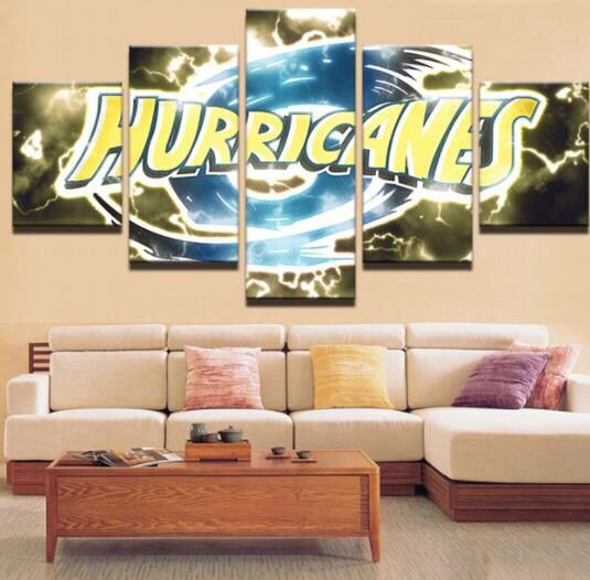Home DecorModern On The Wall Art Modular Pictures e For Living Room 5 Panel Sport Typ Abstract Painting On Canvas Drop Shipping - Urban Street Canvas