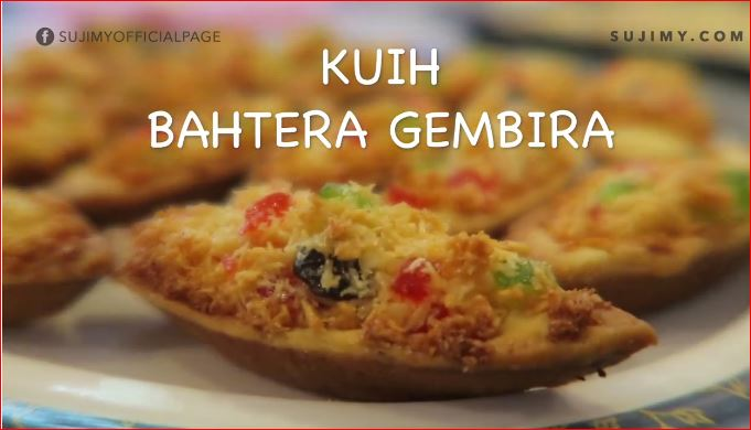 KUIH BAHTERA GEMBIRA (English captions available)