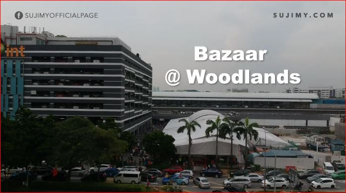 Visited Woodlands Bazaar recently.