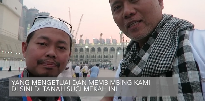 The benefits of doing Umrah and looking at Kaabah
