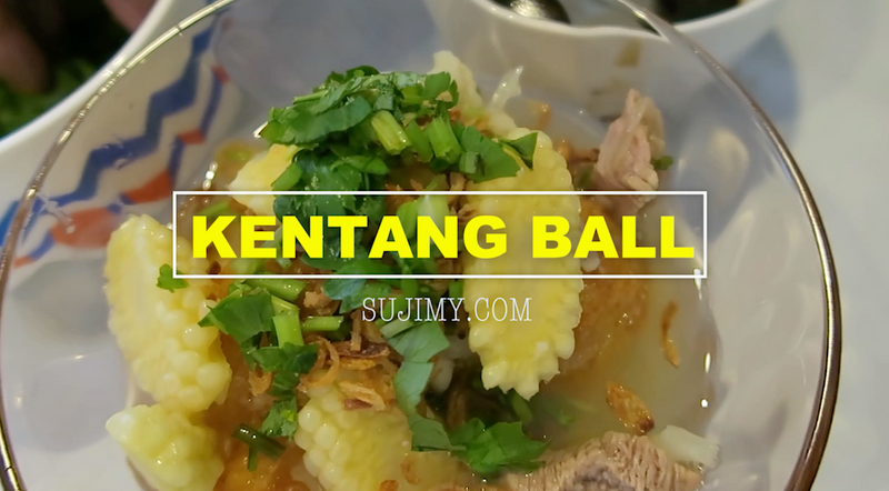 Kentang Ball Recipe
