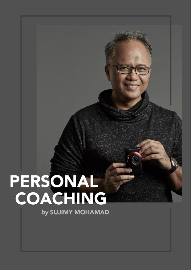 VLogging Workshop (Personal Coaching by Sujimy Mohamad)