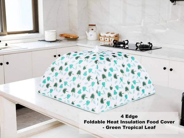 Foldable Heat Insulation Food Cover