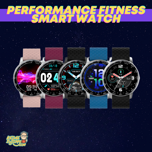 Performance Fitness Smart Watch