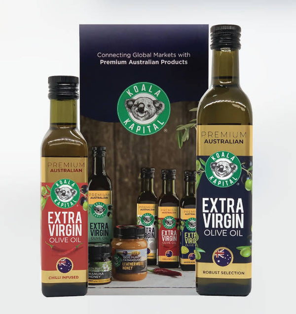 Koala Kapital Extra Virgin Olive Oil