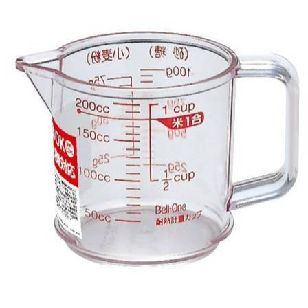 Asvel Heat Resistant Measuring Cup R200