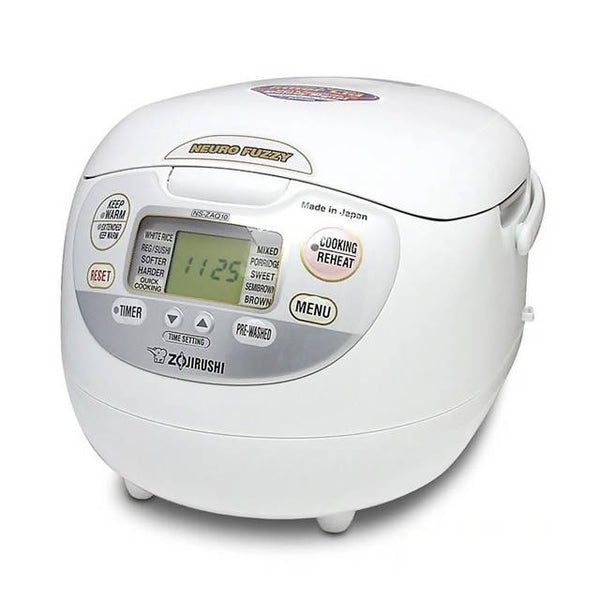 ZOJIRUSHI 1.0L RICE COOKER NS-ZAQ10