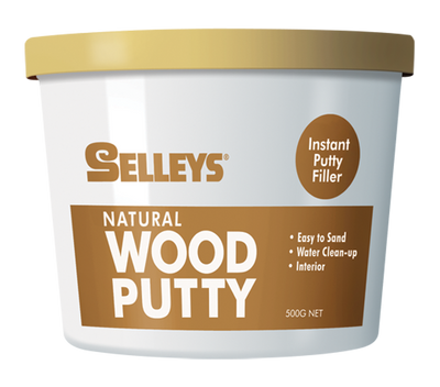 Selleys Natural Wood Putty