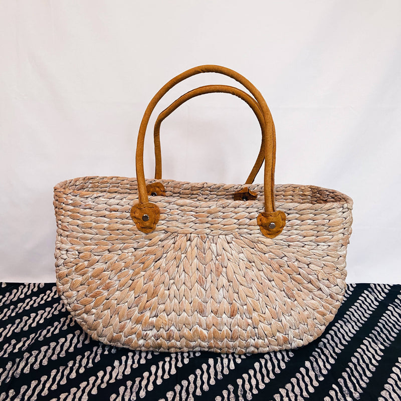 Water Hyacinth Bag S