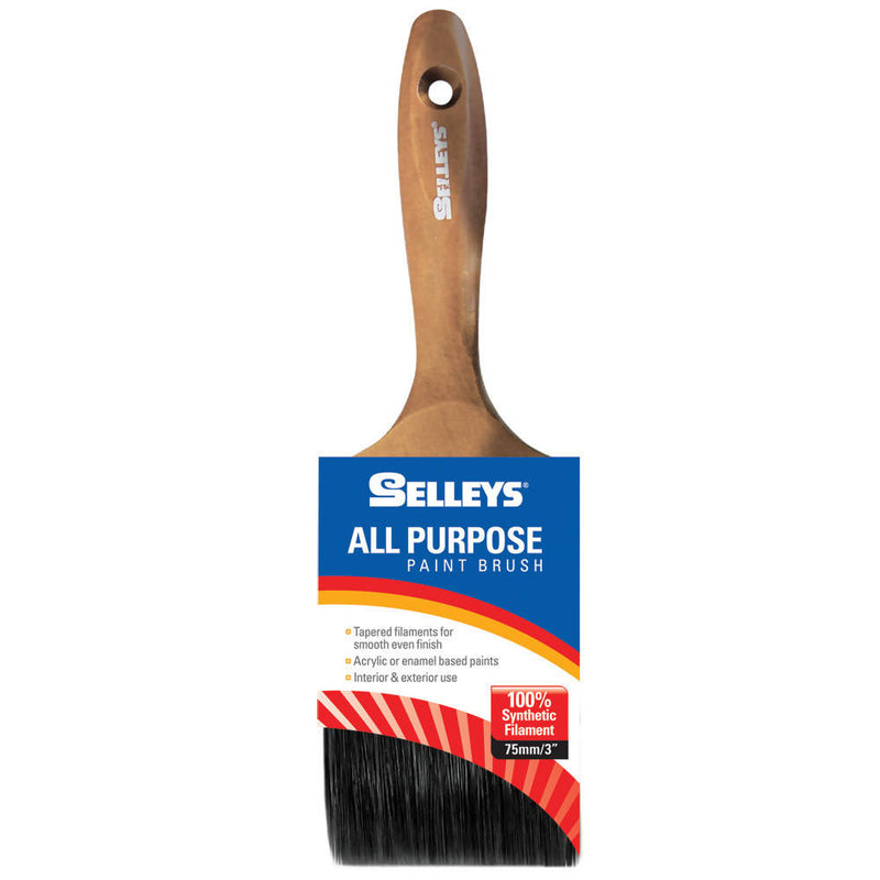 Selleys All-Purpose Paint Brush 3""