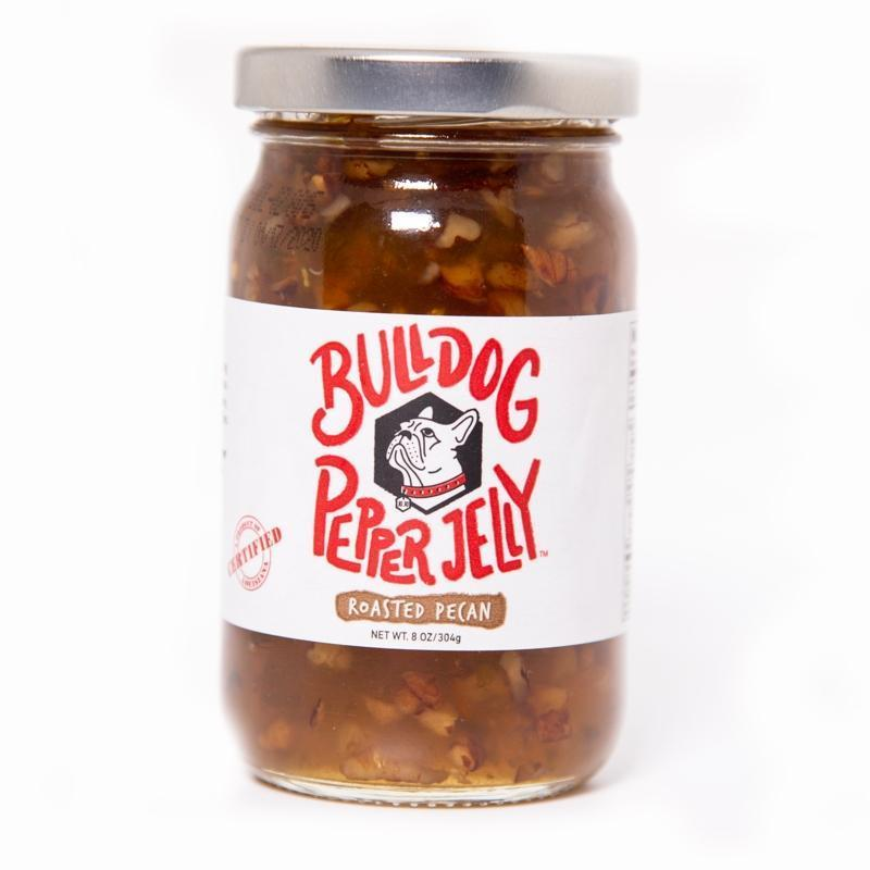 Bulldog Pepper Jelly Bulldog Roasted Pecan Pepper Jelly