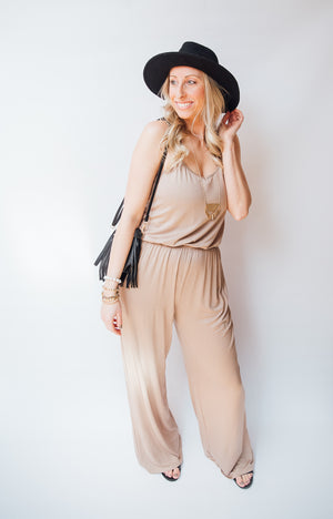 Kori Wide-Leg Jumpsuit