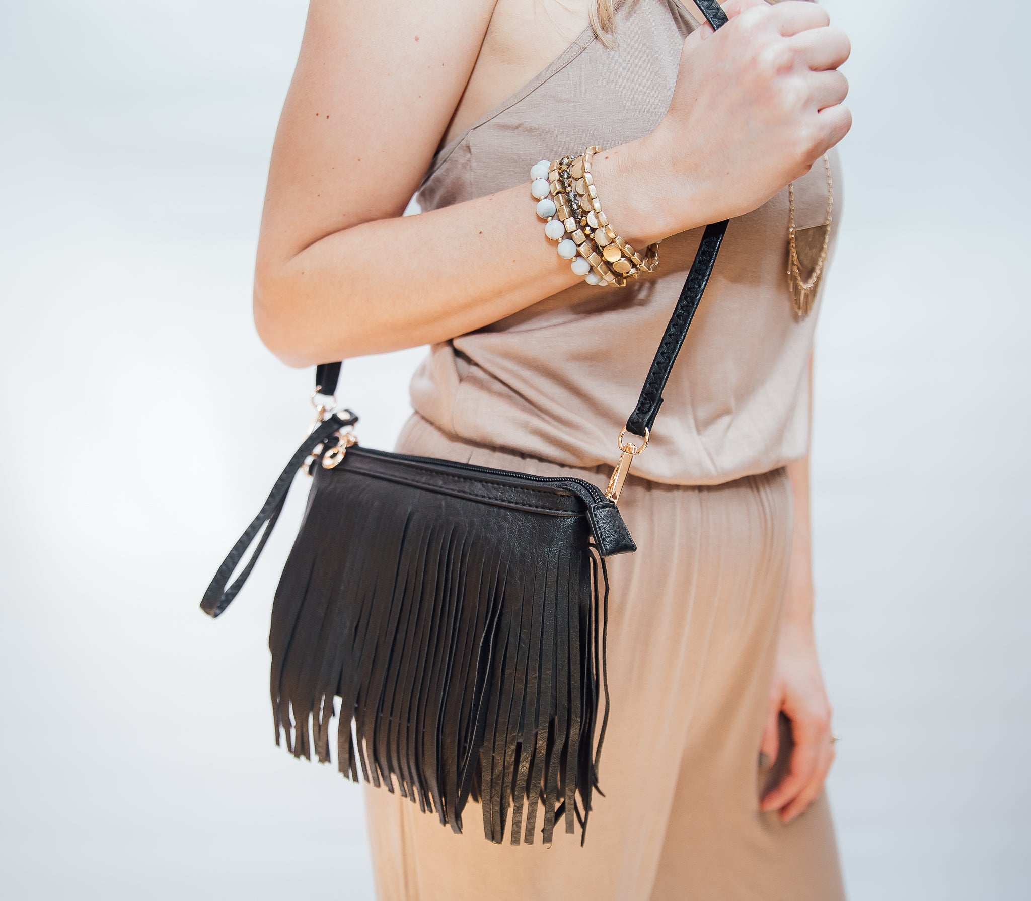 Frankie Clutch Cross Body Bag