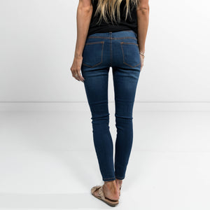 Evelyn High Waisted Denim