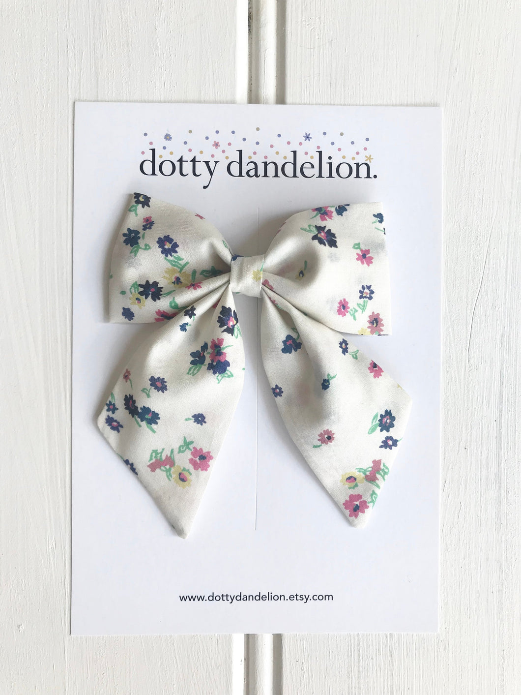 Paige Liberty Party Bow