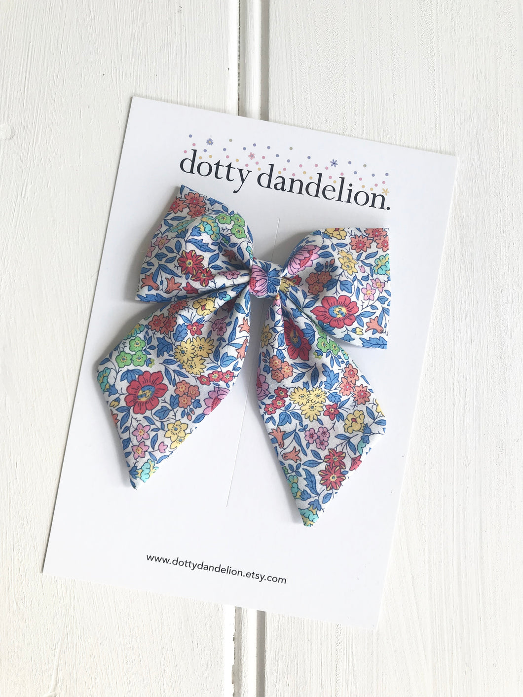 Mila Liberty Party Bow