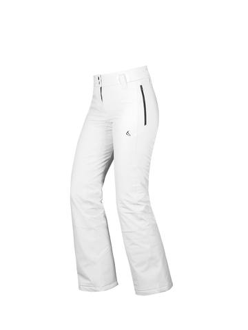 LADES CASANNNA PANTS - white
