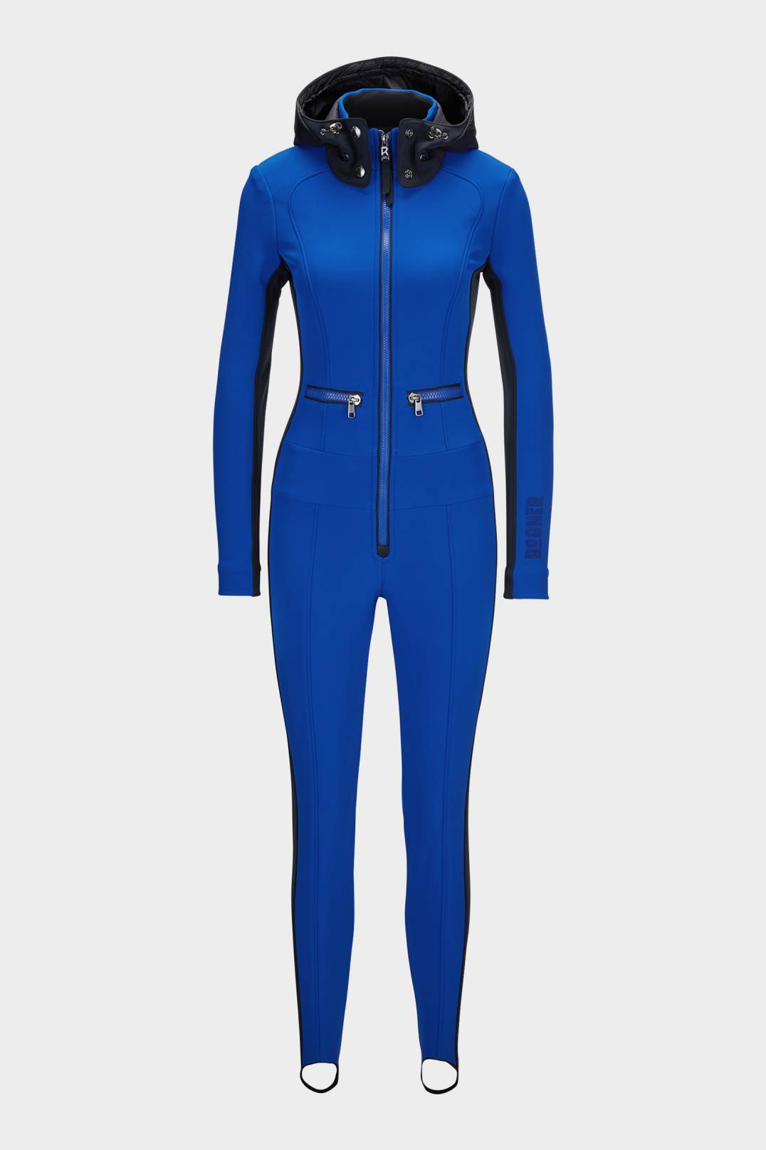 DELIZIA In boots ski suits - Blue