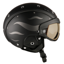 Load image into Gallery viewer, B-Visor Fame Helmet - Black