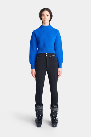 The Megeve Sweater - Sapphire
