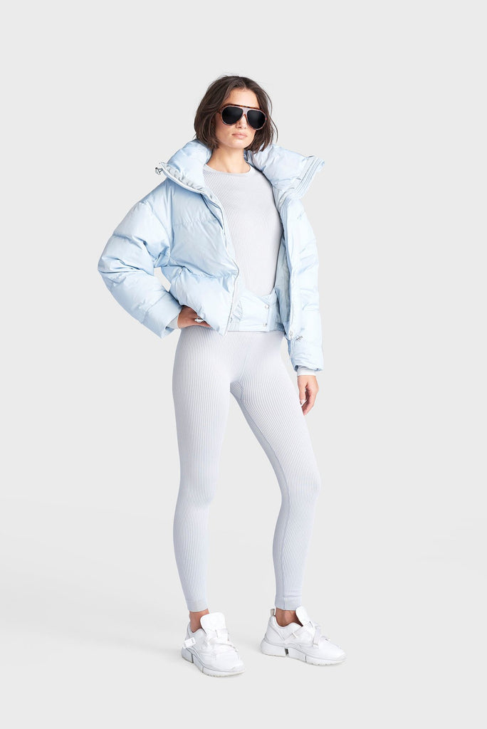 The Mont Blanc Ski Jacket - Artic Ice