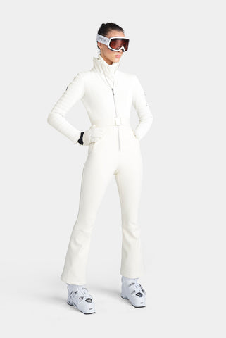 The Verbier Ski Suit - Cloud Dancer