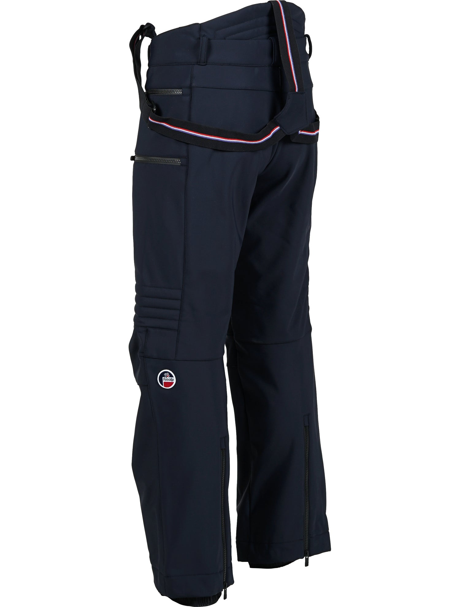 Flash Panelled Ski Pants - Dark Blue