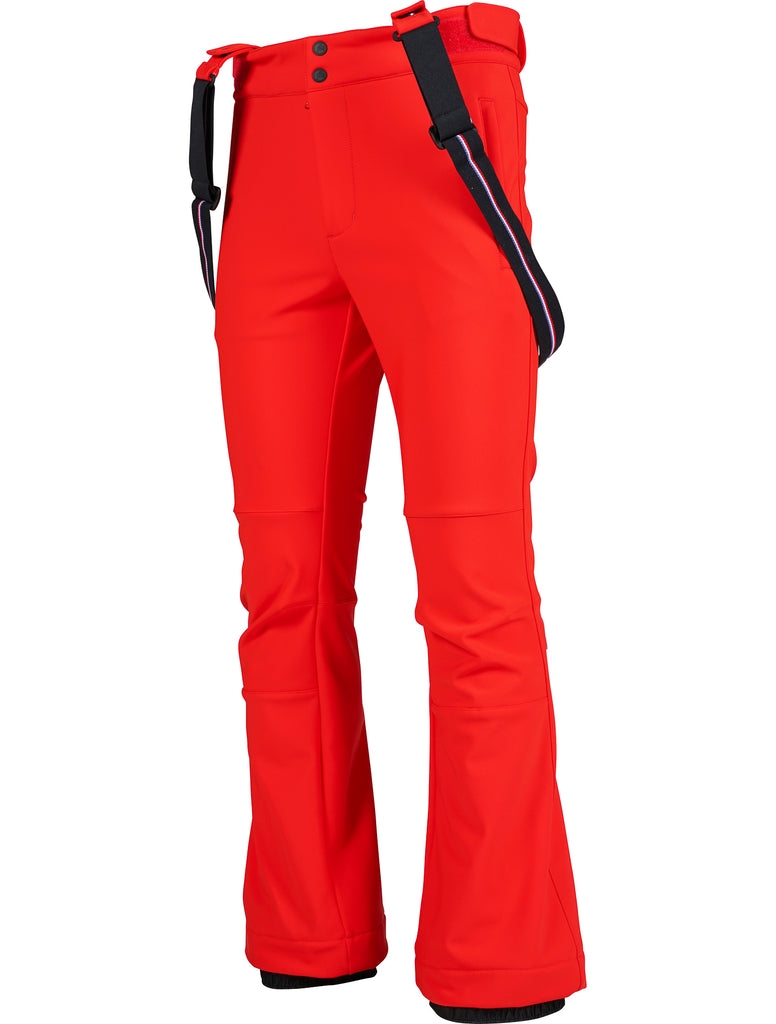 Franz Straight Leg Ski Pants - Spicy Red