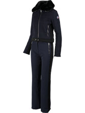 Load image into Gallery viewer, Neve II Two-Piece Ski Suit - Dark Blue